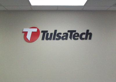 Tulsa Tech Signage Package Image